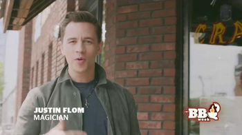 Joe's Crab Shack TV Spot, 'CMT: BBQ Week' Featuring Justin Flom - Thumbnail 1