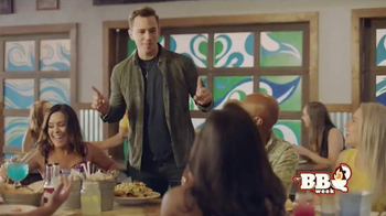 Joe's Crab Shack TV Spot, 'CMT: BBQ Week' Featuring Justin Flom - Thumbnail 3
