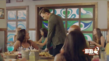 Joe's Crab Shack TV Spot, 'CMT: BBQ Week' Featuring Justin Flom - Thumbnail 4