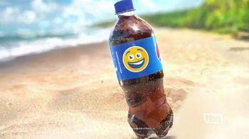 Pepsi TV Spot, 'TBS: Beach'