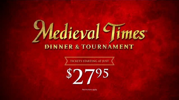 Medieval Times TV Spot, 'Let the Games Begin' - Thumbnail 10