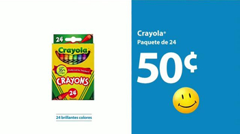 Walmart TV Spot, 'Un Colorido Regreso a Clases con Walmart' [Spanish] - Thumbnail 9