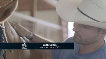 USAA TV Spot, 'USAA Member Voices: Josh Eilers' - Thumbnail 1