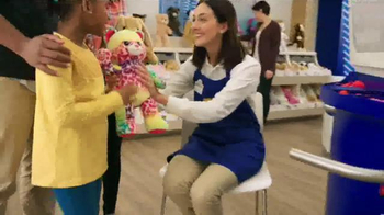 Build-A-Bear Workshop TV Spot, 'Making Friends' - Thumbnail 1