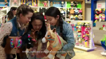 Build-A-Bear Workshop TV Spot, 'Making Friends' - Thumbnail 3