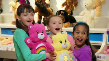 Build-A-Bear Workshop TV Spot, 'Making Friends' - 2156 commercial airings