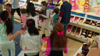 Build-A-Bear Workshop TV Spot, 'Making Friends' - Thumbnail 6