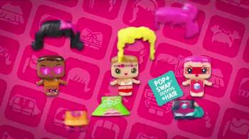My Mini MixieQ's TV Spot, 'Pop & Swap' - Thumbnail 4