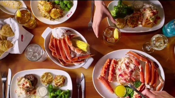 Red Lobster Crabfest TV Spot, 'Seize the Day'