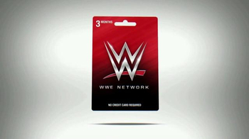 WWE Network Gift Card TV Spot, 'What Can Your Family Do?' - Thumbnail 9
