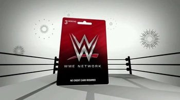 WWE Network Gift Card TV Spot, 'What Can Your Family Do?' - Thumbnail 4