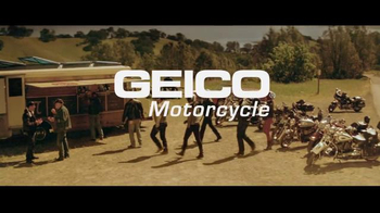 GEICO Motorcycle TV Spot, 'Customer Service' Song by ZZ Top - Thumbnail 10