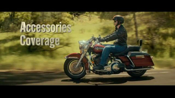 GEICO Motorcycle TV Spot, 'Customer Service' Song by ZZ Top - Thumbnail 4