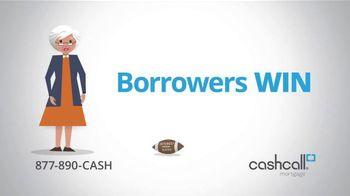 CashCall Mortgage TV Spot, 'Fumble'