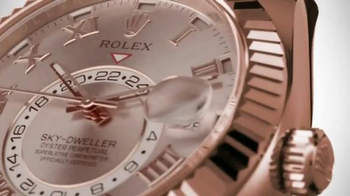Rolex Oyster Perpetual Sky-Dweller TV Spot, 'Rolex and The Open' - Thumbnail 1