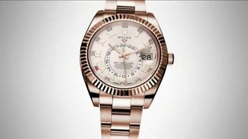 Rolex Oyster Perpetual Sky-Dweller TV Spot, 'Rolex and The Open' - Thumbnail 9
