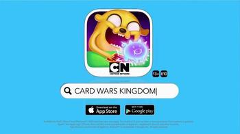 Adventure Time: Card Wars Kingdom TV Spot, 'Card Warriors' - Thumbnail 8