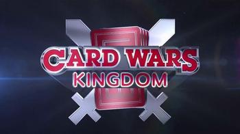 Adventure Time: Card Wars Kingdom TV Spot, 'Card Warriors' - Thumbnail 2