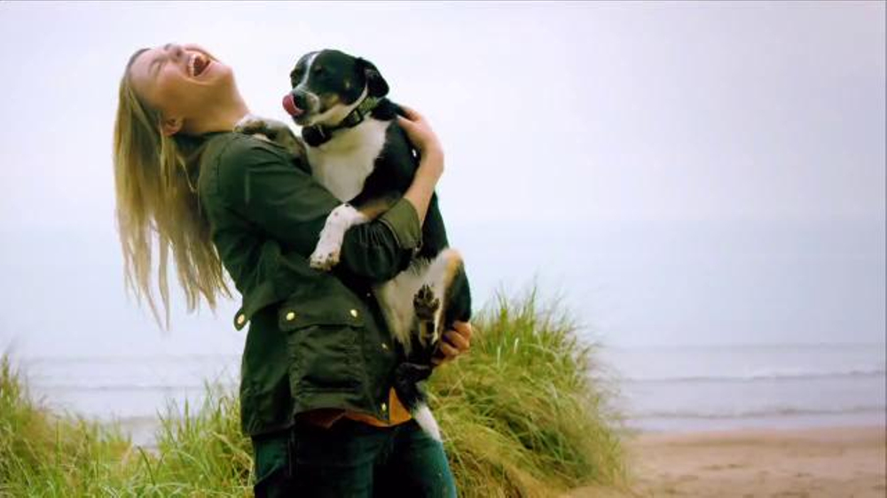 Purina Beneful TV Commercial, 'Amy and Roscoe'