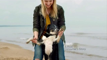 Purina Beneful TV Spot, 'Amy and Roscoe' - Thumbnail 1