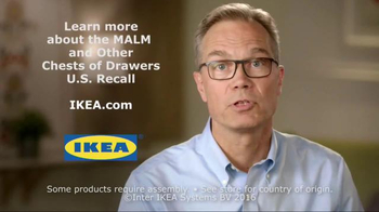 IKEA MALM TV Spot, 'Creating Safer Homes Together' - Thumbnail 8