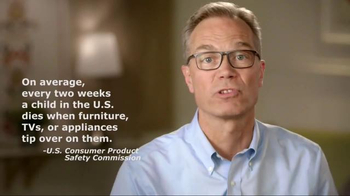 IKEA MALM TV Spot, 'Creating Safer Homes Together'