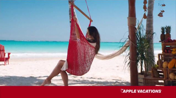 Apple Vacations TV Spot, 'Karen: Riu Palace Pacifico'