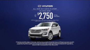 Hyundai TV Spot, 'Reasons' - Thumbnail 9