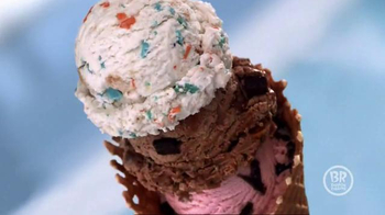 Baskin-Robbins TV Spot, 'Oreo Birthday Cake' - Thumbnail 5