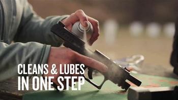 Hoppe's Gun Medic TV Spot, 'Cleaner' - Thumbnail 7