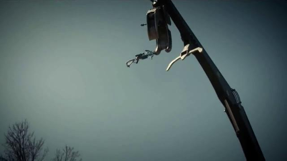 Excalibur Crossbow TV Commercial, 'Simply Tough' - Video