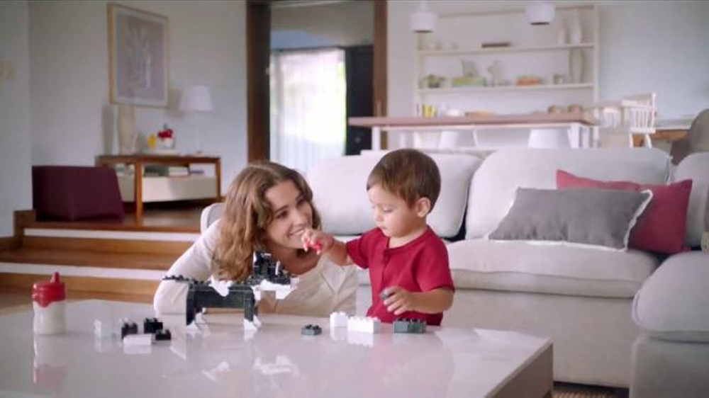 Enfamil Enfagrow TV Commercial, 'Momentos de aprendizaje'