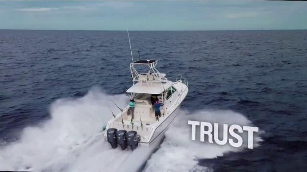 Yamaha Outboards TV Commercial, 'Thrust & Trust' - Video