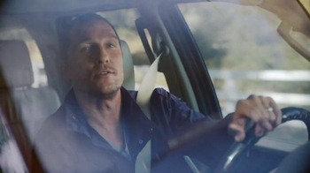 2016 Lincoln Navigator TV Spot, 'Time: 4x2 Select' Ft.  Matthew McConaughey - 708 commercial airings