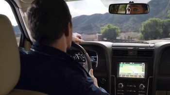 2016 Lincoln Navigator TV Spot, 'Time: 4x2 Select' Ft.  Matthew McConaughey - Thumbnail 5