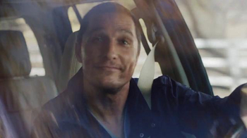 2016 Lincoln Navigator TV Spot, 'Time: 4x2 Select' Ft.  Matthew McConaughey - Thumbnail 6