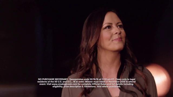 Myrbetriq My Big Break TV Spot, '2016 CMA Awards' Featuring Sara Evans - Thumbnail 7