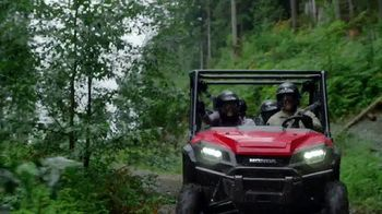 Honda Pioneer 1000 TV Spot, 'It Exists'