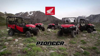 Honda Pioneer 1000 TV Spot, 'It Exists' - Thumbnail 9
