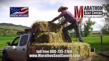 Marathon Seat Covers TV Spot, 'Life Outdoors'