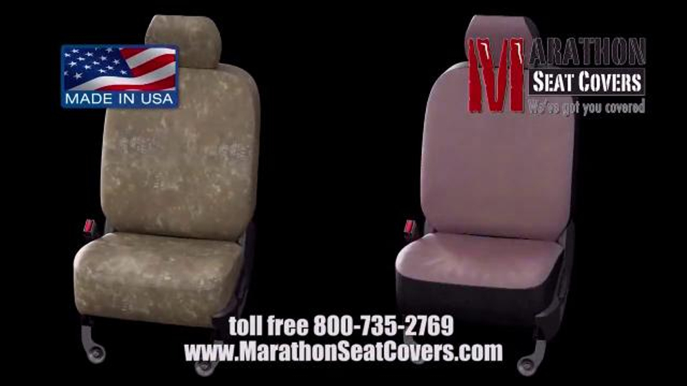 Superhides Seat Covers >> Marathon Seat Covers TV Commercial, 'Life Outdoors' - iSpot.tv