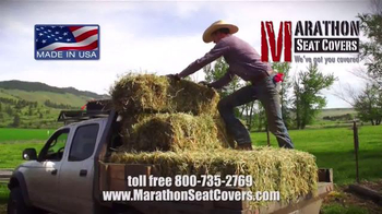 Marathon Seat Covers TV Spot, 'Life Outdoors'