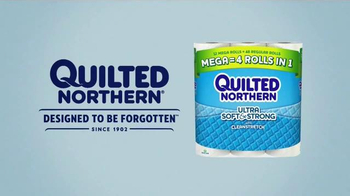 Quilted Northern TV Spot, 'Investigation Discovery: Empty Roll' - Thumbnail 10