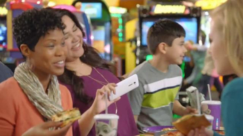 Chuck E. Cheese's TV Spot, 'Adult-Friendly Menu' - Thumbnail 1