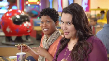 Chuck E. Cheese's TV Spot, 'Adult-Friendly Menu' - Thumbnail 3