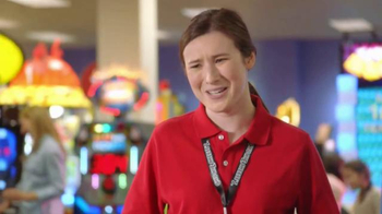 Chuck E. Cheese's TV Spot, 'Adult-Friendly Menu' - Thumbnail 7