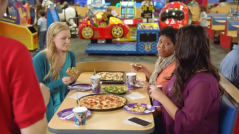 Chuck E. Cheese's TV Spot, 'Adult-Friendly Menu' - Thumbnail 8