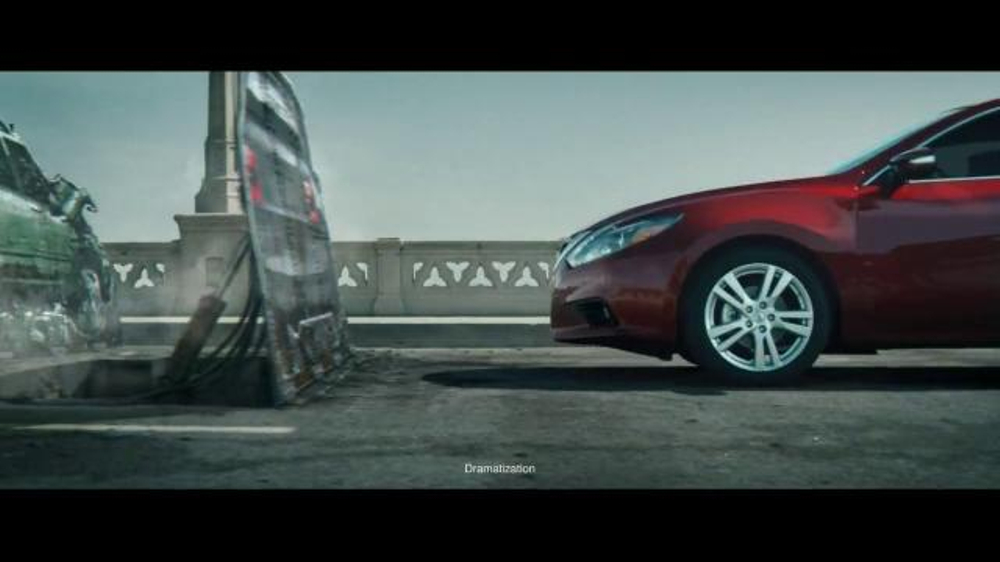 2016 Nissan Altima TV Commercial, 'Pop Ups'
