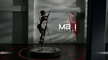 MaxiClimber TV Spot, 'Intensa tonificación muscular' [Spanish] - Thumbnail 1