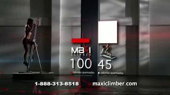 MaxiClimber TV Spot, 'Intensa tonificación muscular' [Spanish] - Thumbnail 2
